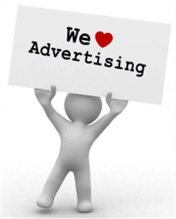 advertising is not a viable business model