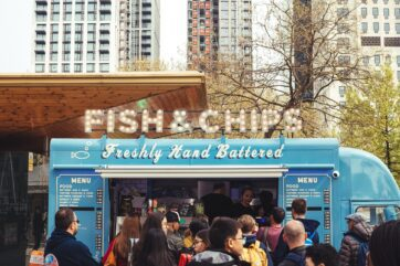 Food Truck Startups Are Hot