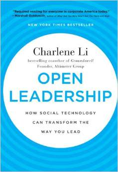 The Open Leadership Experiment