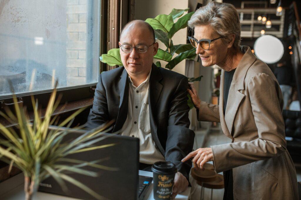 Six Tips for Older Entrepreneurs