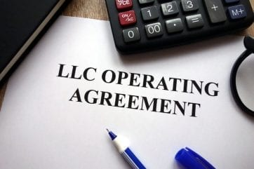 LLC Operating Agreement Issues For Startups