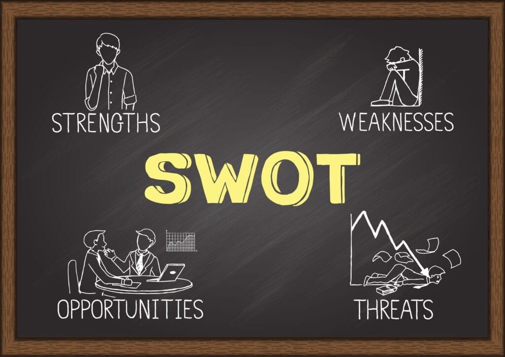 Initial SWOT Analysis